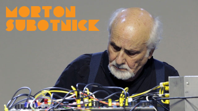 link to Martin Subotnick website